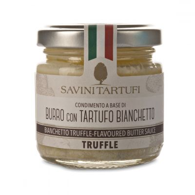Bianchetto Truffle-flavoured Butter