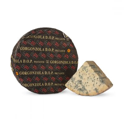 Gorgonzola DOP piccante - by Tosi