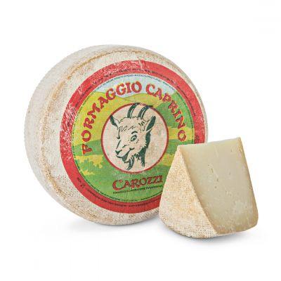 Caprino San Tom - Matured Goat Cheese by Carozzi