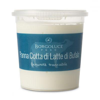 Panna cotta di latte di bufala