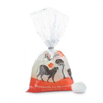 Bocconcini di Latte di Bufala - La Maremmana