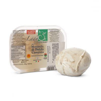 Mozzarella di Bufala Campana DOP LadyBù affumicata
