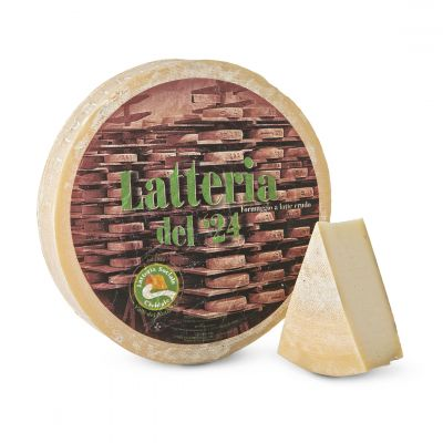 Latteria del '24 - Raw milk cheese