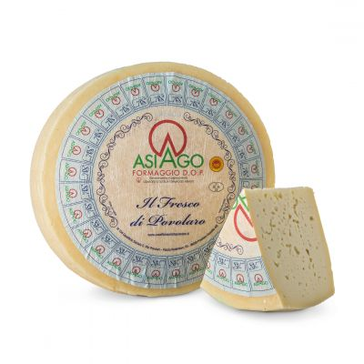 Asiago Pressato DOP Casello 154