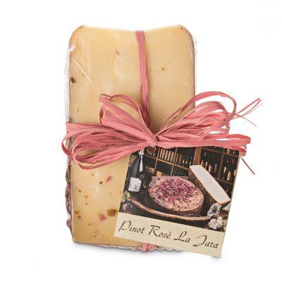 Formaggio Pinot Rosè La Jara - Porzioni