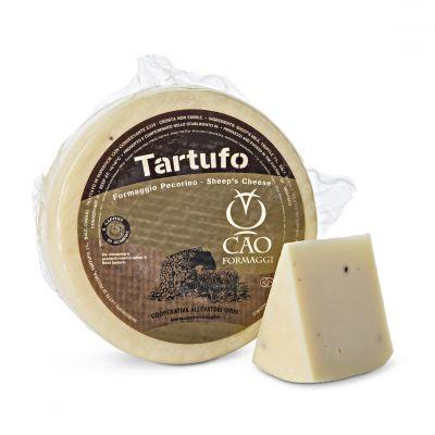 Tartufo - Formaggio Pecorino