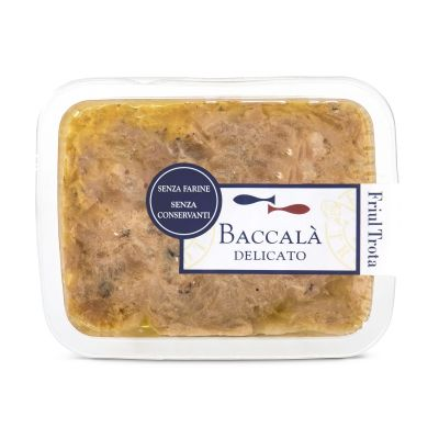 Baccalà Delicato