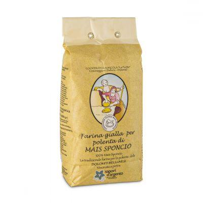 Yellow Sponcio Maize Flour