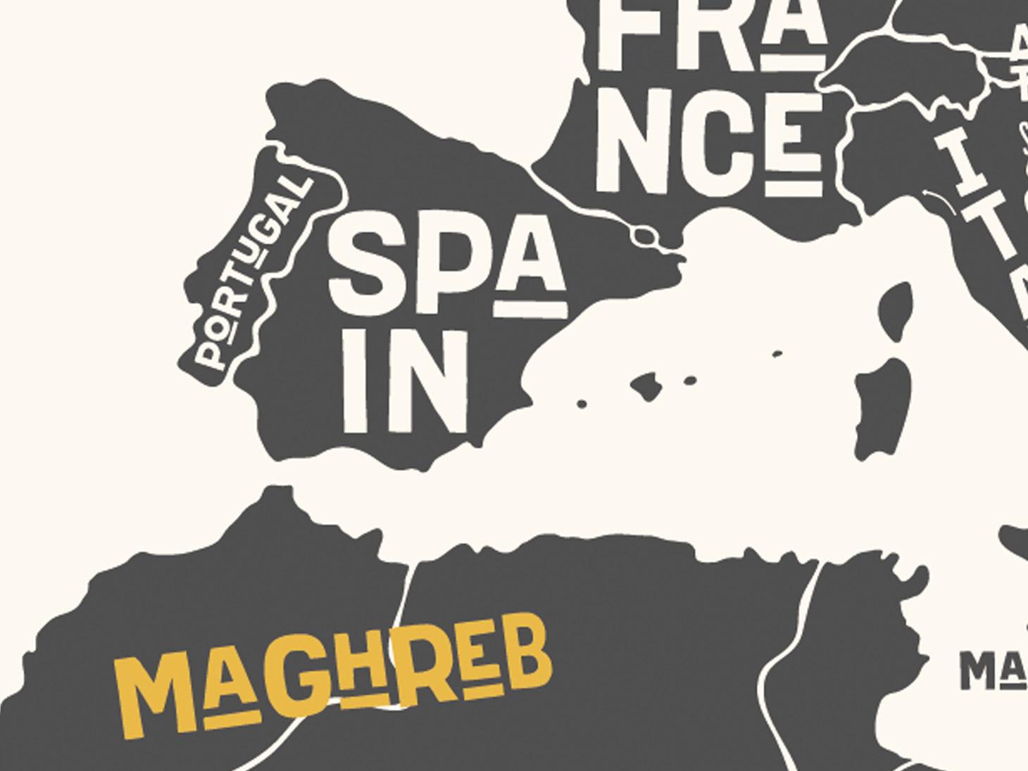 Maghrebia, la cucina del Nord Africa