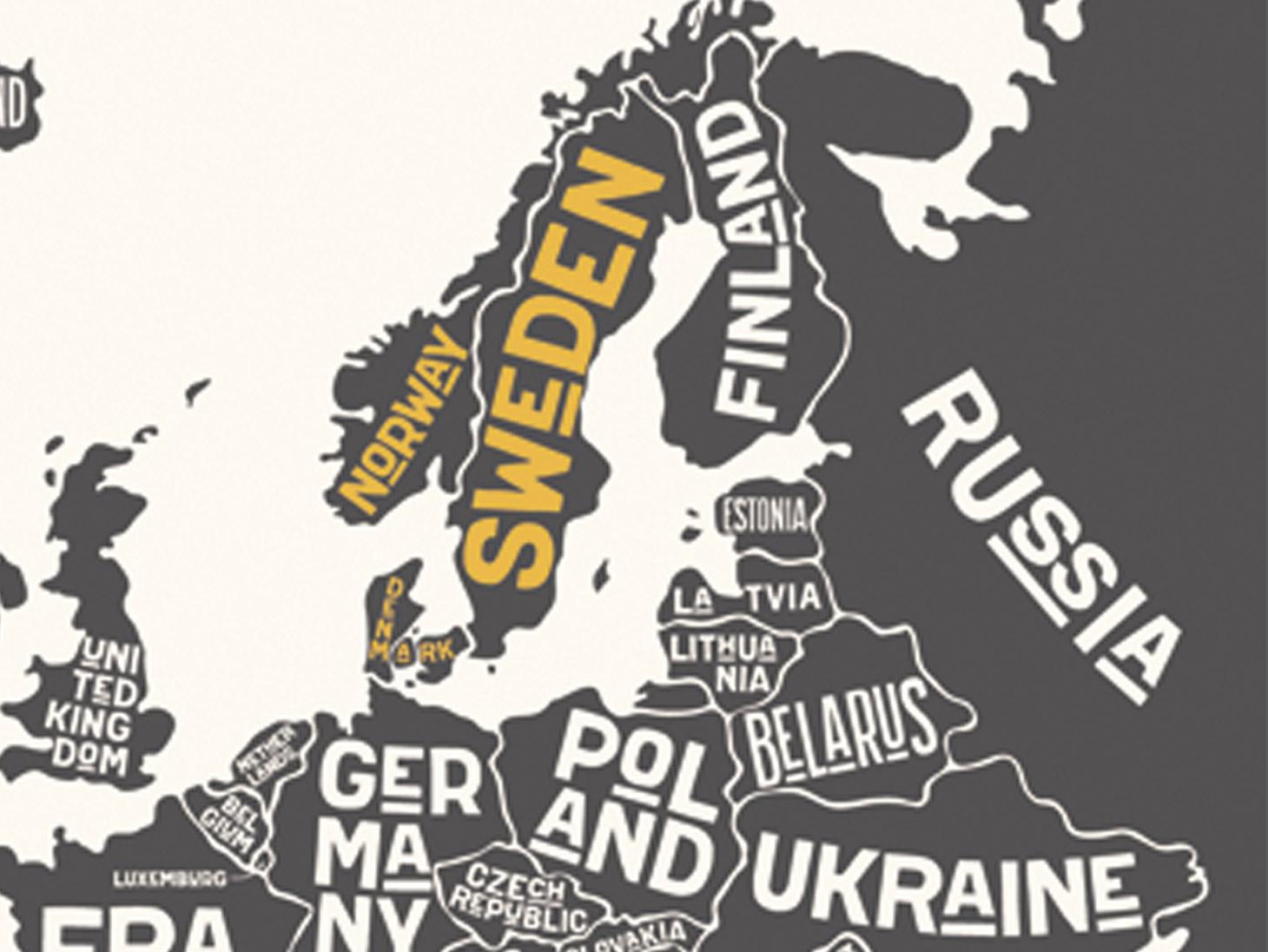 La riscossa della cucina Scandinava