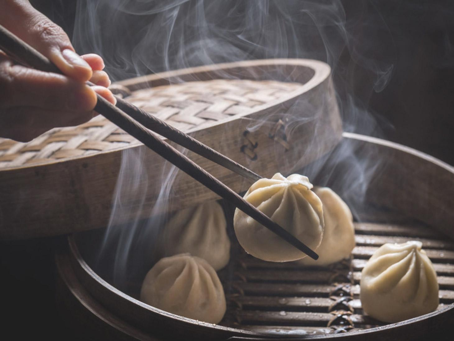 jiaozi - Cina