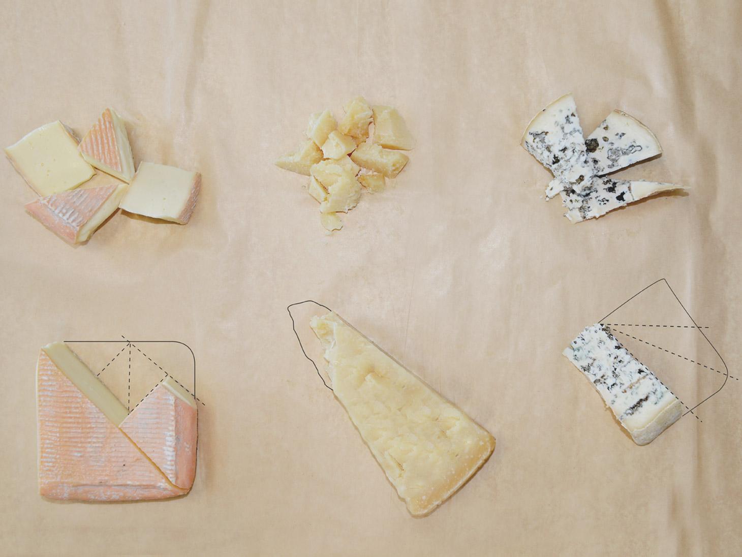 Come tagliare i formaggi - 1